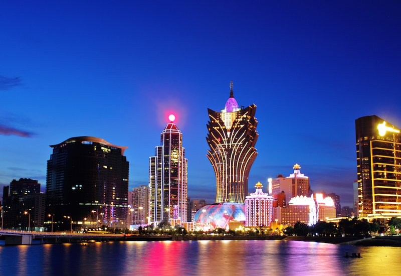 Macau by Nightfall