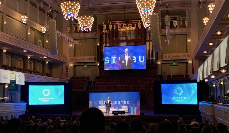 Distributed: Health 2018 Conference