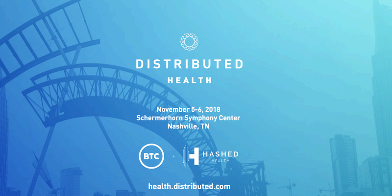 Distributed Health 2018