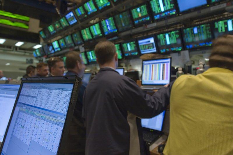 Stock trading DTCC blockchain